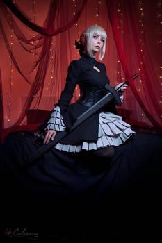 Saber Alter - Fate/hollow Ataraxia II