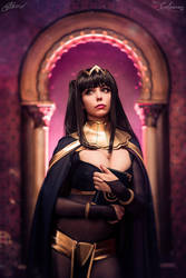 Fire Emblem Awakening -Tharja II by Calssara