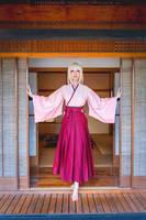 Fate Grand Order - Okita Souji Saber Sakura III by Calssara