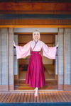 Fate Grand Order - Okita Souji Saber Sakura III