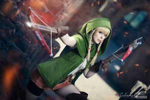 Hyrule Warriors - Linkle II