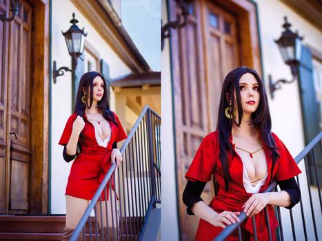 Violet Evergarden - Cattleya Baudelaire II