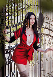 Violet Evergarden - Cattleya Baudelaire III by Calssara