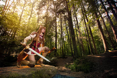 The Rising of the Shield Hero - Raphtalia IV