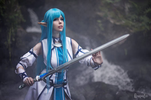 Sword Art Online - Alfheim Online - Asuna Undine