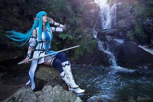 Sword Art Online Alfheim Online - Asuna Undine II