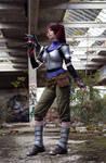 Jessie Rasberry - Final Fantasy 7 Remake