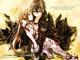 Sword Art Online Wallpaper by MizoreSYO