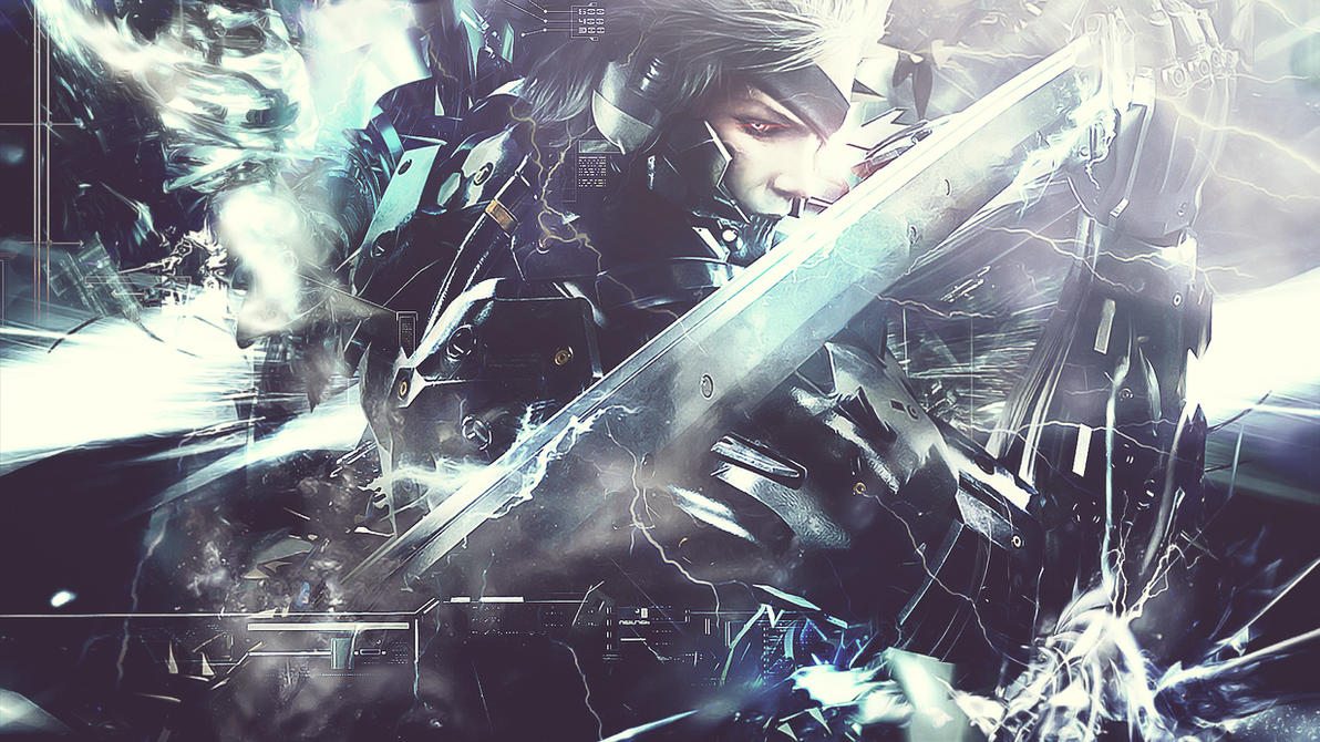Metalgear Rising Revengeance Wallpaper by MizoreSYO