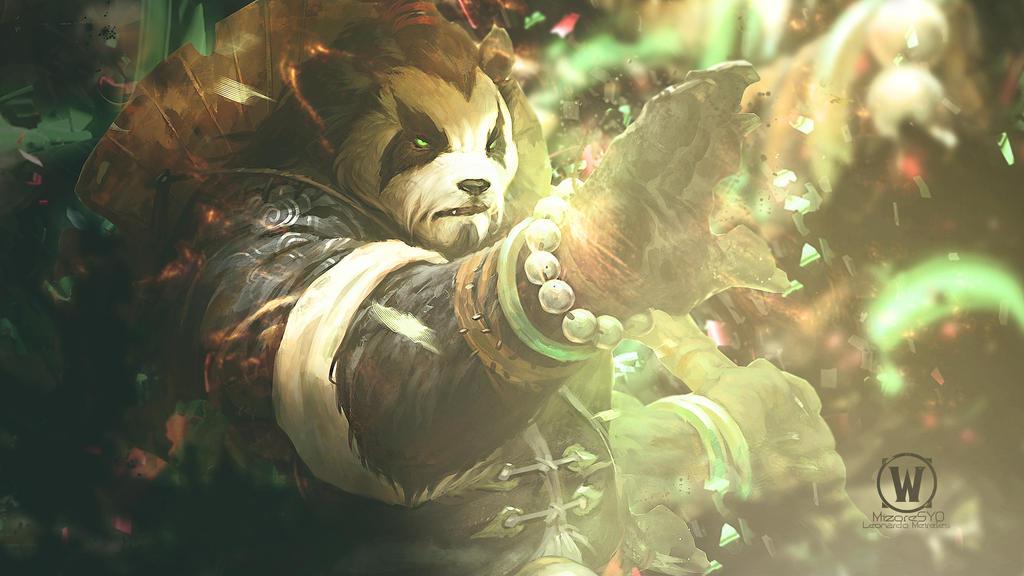 Mists of Pandaria Wallpaper by MizoreSYO