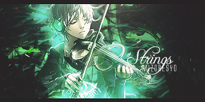 Strings Signature by MizoreSYO