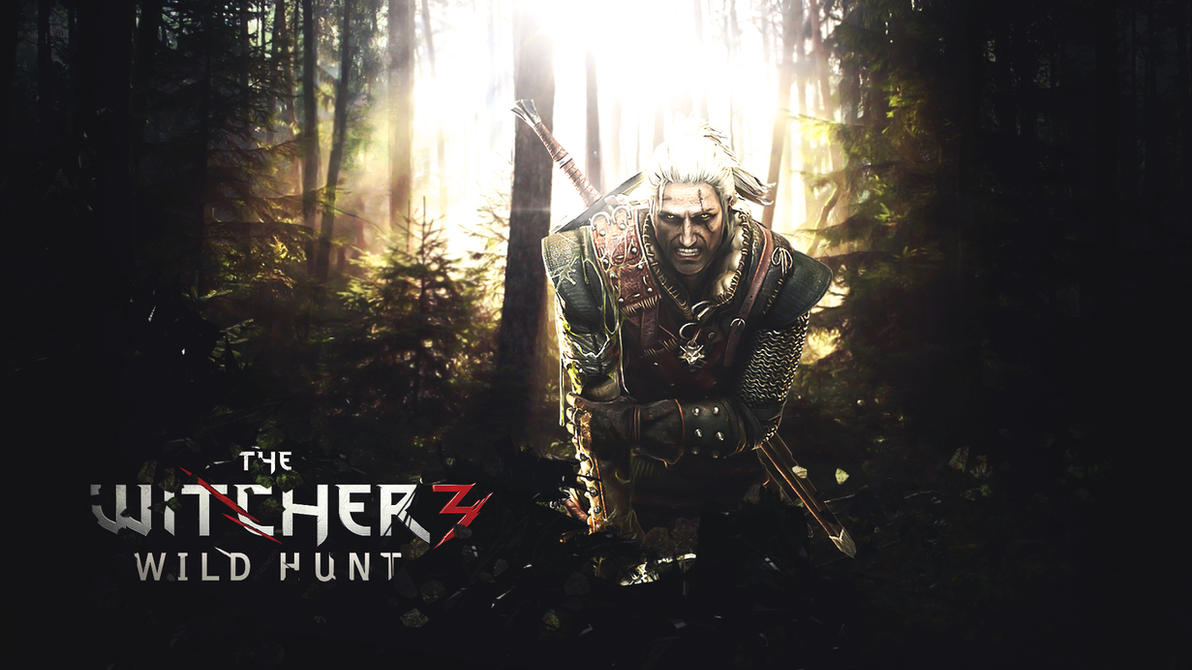 The Witcher Wallpaper by MizoreSYO