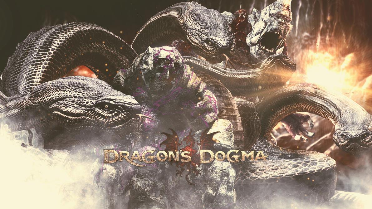 Dragons Dogma Wallpaper By MizoreSYO