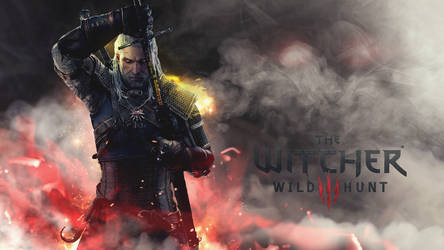 The Witcher 3 Wild Hunt Wallpaper by MizoreSYO