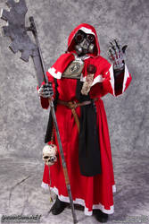 Warhammer 40k Tech-Priest Cosplay