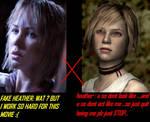 fake heather vs real heather