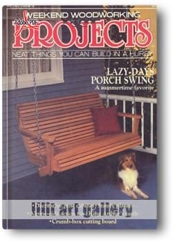 کتاب شانزدهم آموزش پروژههای چوبی