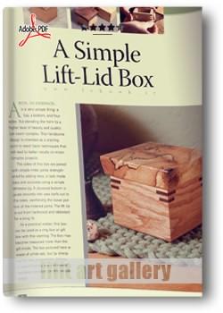 کتاب آموزش ساخت جعبه جواهر چوبی