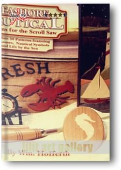 کتاب معرق طرحهای دریا