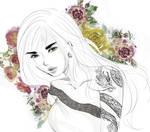Dragon Tattoo by beorange