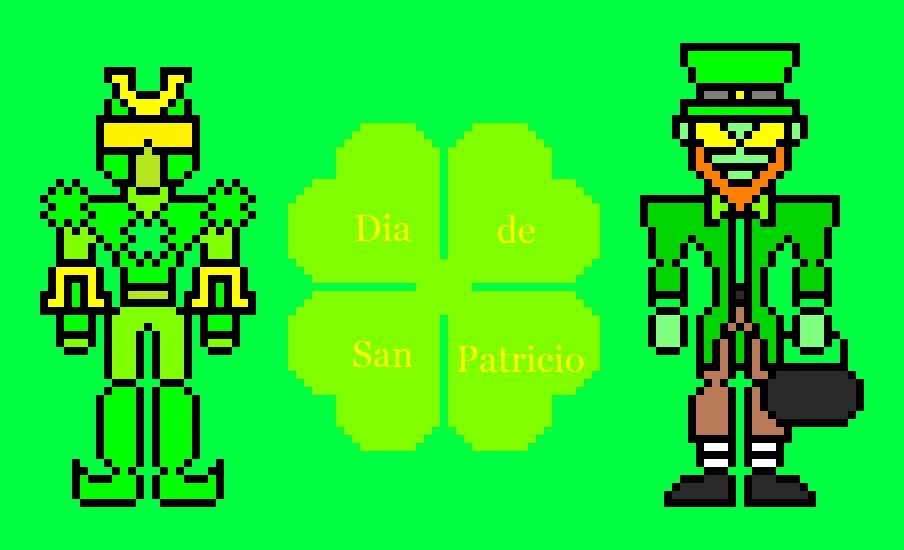 San Patricio by jokernaiper