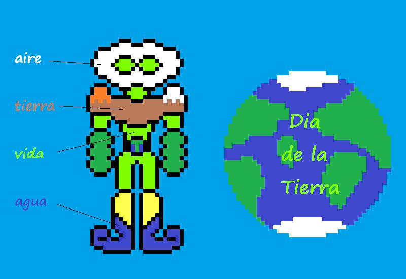 Dia de la Tierra by jokernaiper