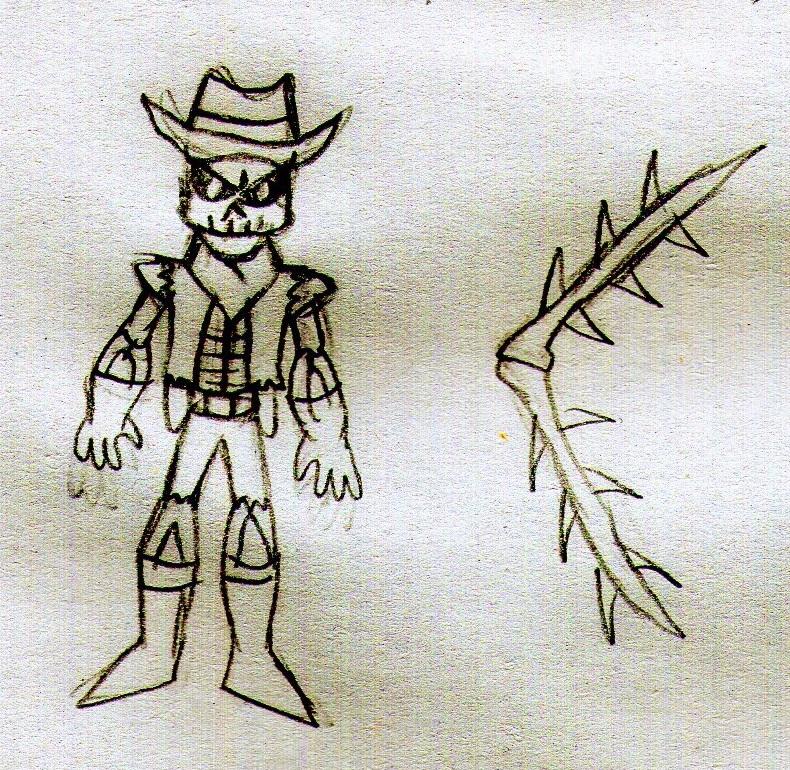Vaquero by jokernaiper