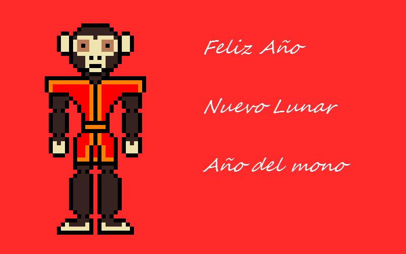 Ano Nuevo CHINO by jokernaiper