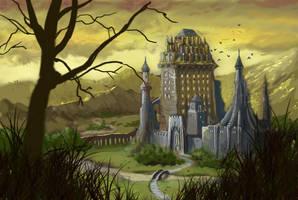 Vampire City by aryan2687
