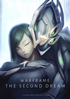 Warframe fan art by Tiyote