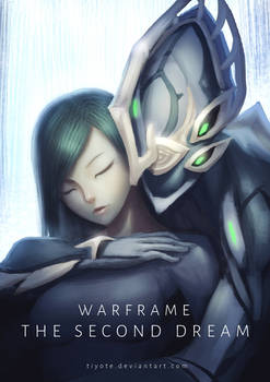 Warframe fan art