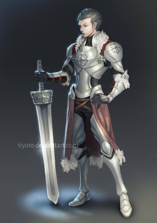 Fantasy Warrior Concept Art  Fantasy Warrior...