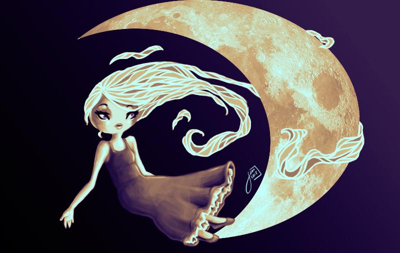 Luna by JessHawke