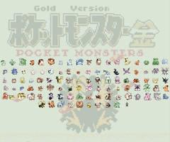 Pokemon Gold Beta 1997 by NitrusBrio68