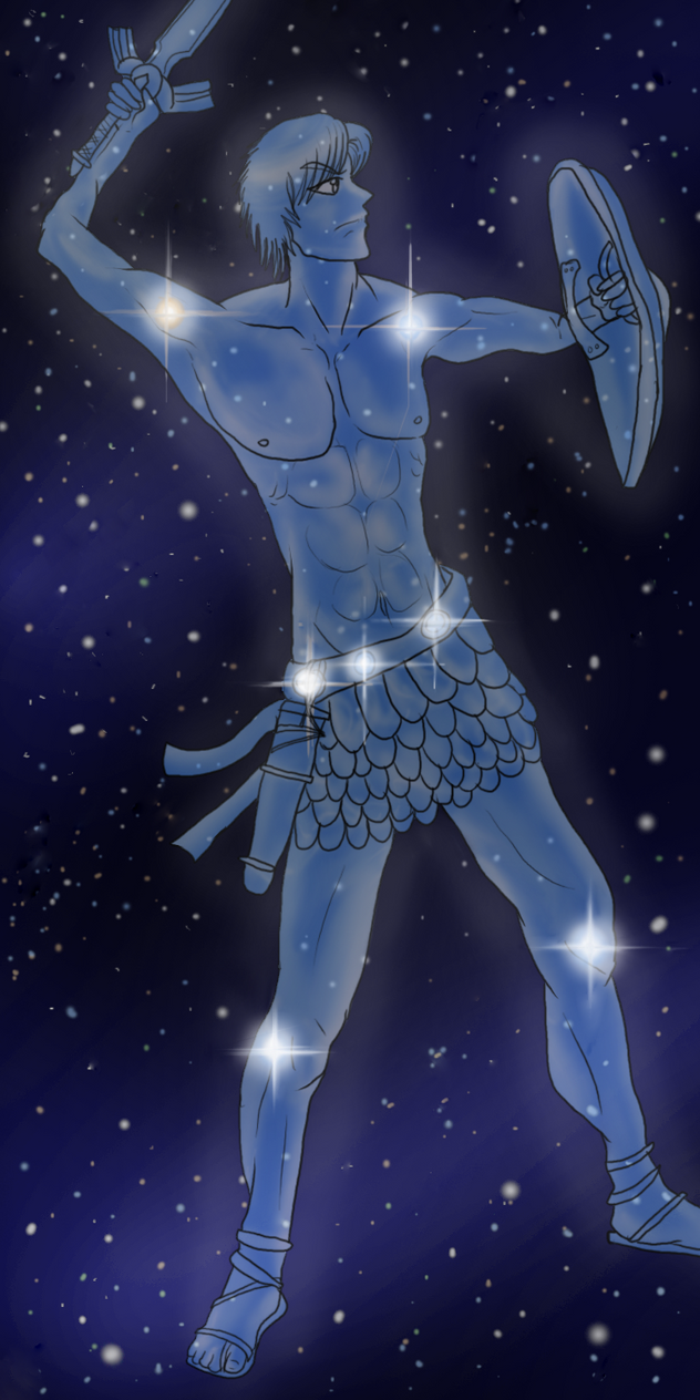 Orion the Hunter by AdoKina on DeviantArt  Orion the Hunte...