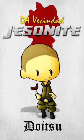 My Hetalia ID - GERMANY by jesonite
