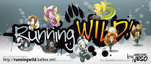 RUNNING WILD - The Mini Cast