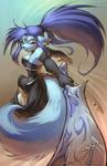 Fenrir - Maiden of Blades
