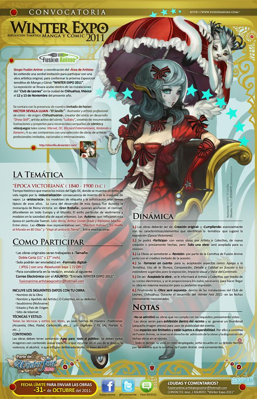 WINTER EXPO 2011 - 12 y 13 de NOV by jesonite