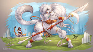 Leohana Spear Mistress