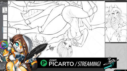STREAMING! by jesonite