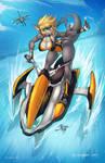Lita Shark Full Speed Ahead