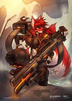 Feic Vixen Future Warfare