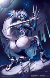 Accalia - High Tech Ninja