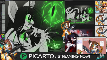 STREAMING NOW! - Sexy Cat Witches and Black Magic