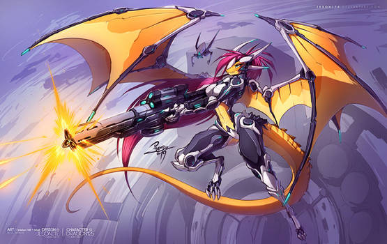 Perimeter Defense - Cyber Dragon