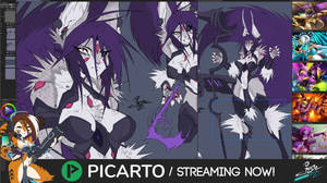 STREAMING NOW! - Sexy Cybercats and Mega Weapons!