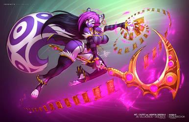 Myrin - Magical Skunk Girl