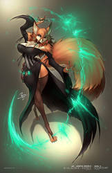 Fatin - The Vixen Witch