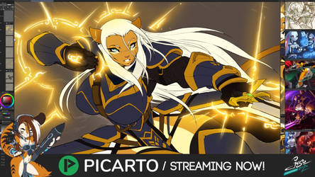 STREAMING NOW - 2nd Pic - Battle Maidens Aritera
